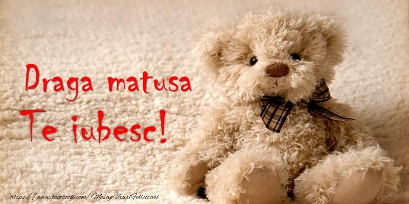 Felicitari frumoase de dragoste pentru Matusa | Draga matusa Te iubesc!