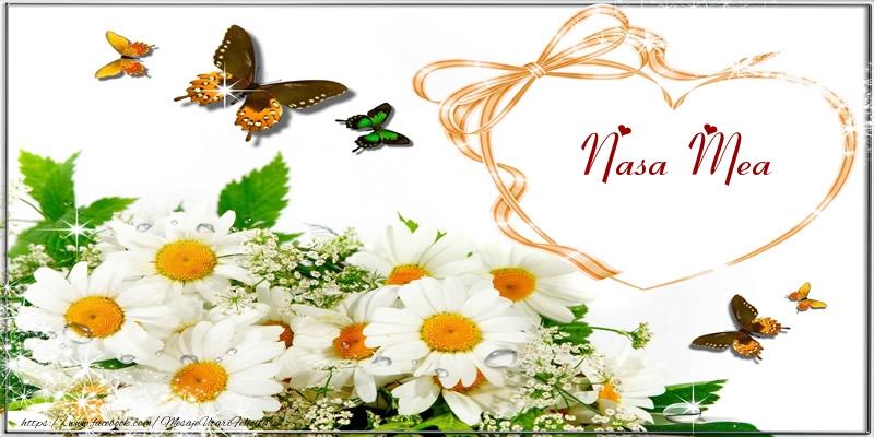Felicitari frumoase de dragoste pentru Nasa   I love you nasa mea!