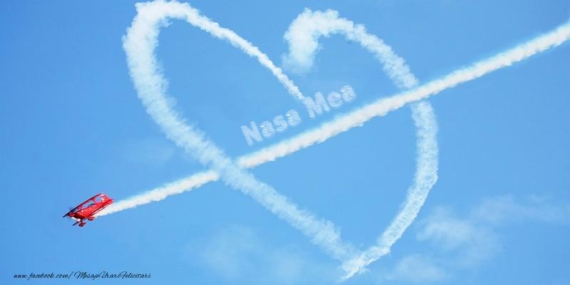 Felicitari frumoase de dragoste pentru Nasa | Nasa mea