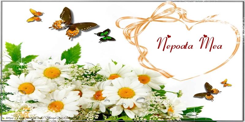Felicitari frumoase de dragoste pentru Nepoata | I love you nepoata mea!