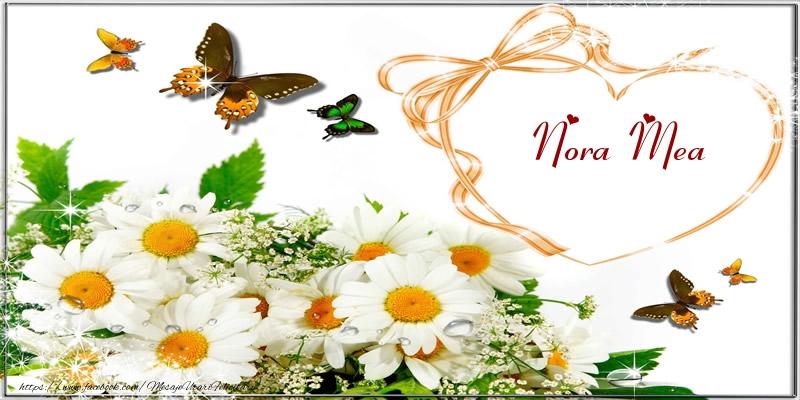 Felicitari frumoase de dragoste pentru Nora | I love you nora mea!