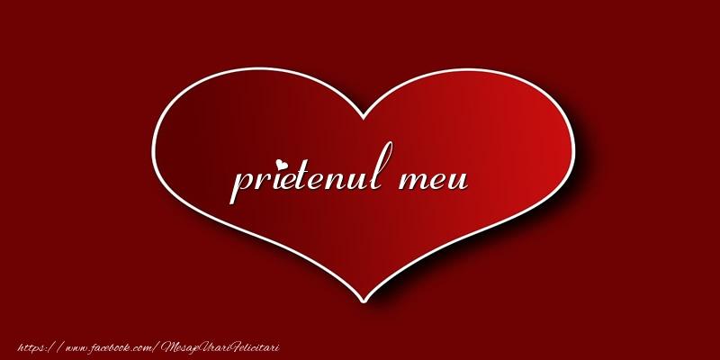Felicitari frumoase de dragoste pentru Prieten | Love prietenul meu