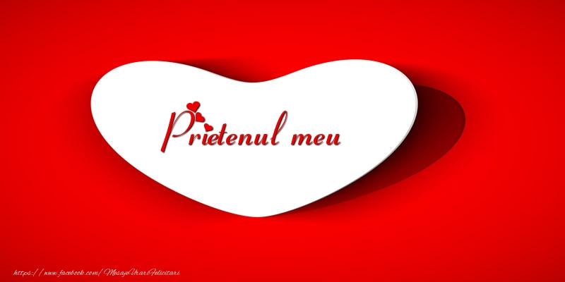 Felicitari frumoase de dragoste pentru Prieten | Prietenul meu inima
