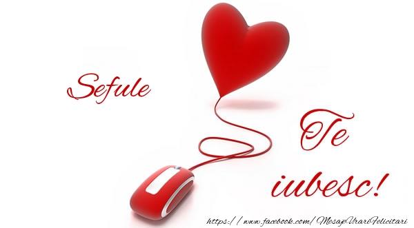 Felicitari frumoase de dragoste pentru Sef | Sefule te iubesc!