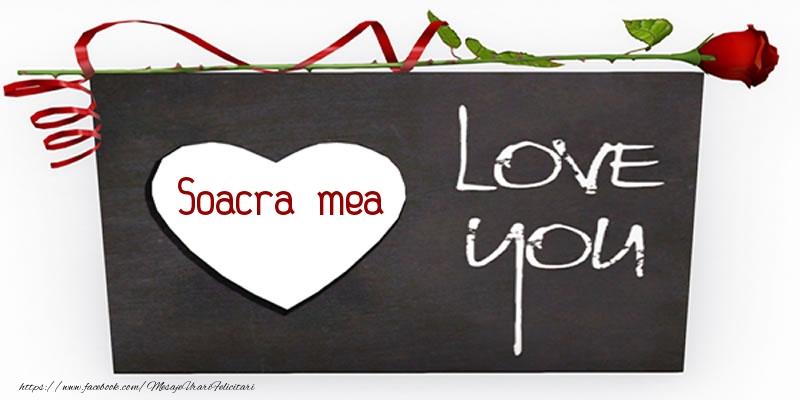 Felicitari frumoase de dragoste pentru Soacra | Soacra mea Love You