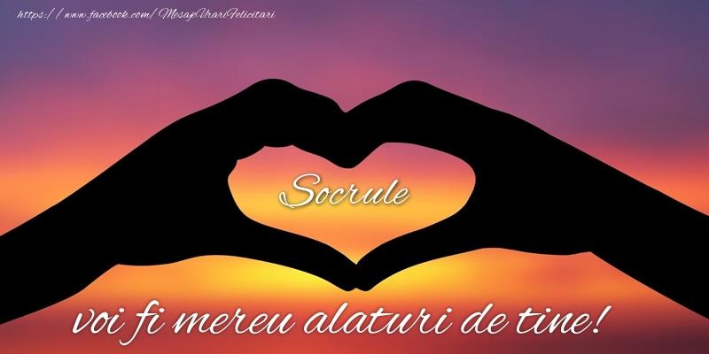 Felicitari frumoase de dragoste pentru Socru | Socrule voi fi mereu alaturi de tine!