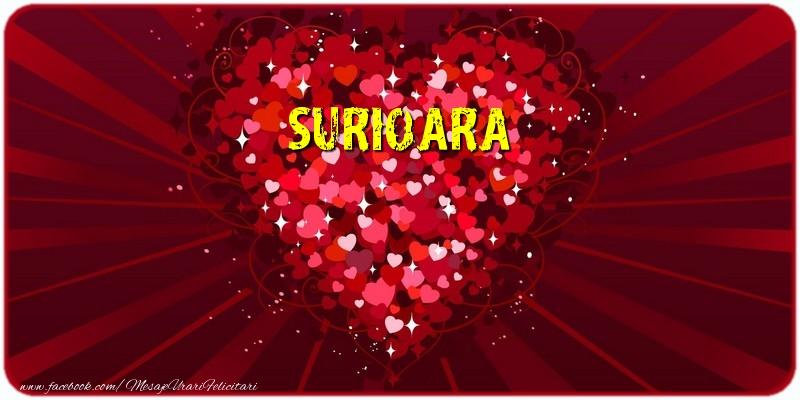 Felicitari frumoase de dragoste pentru Sora | Surioara