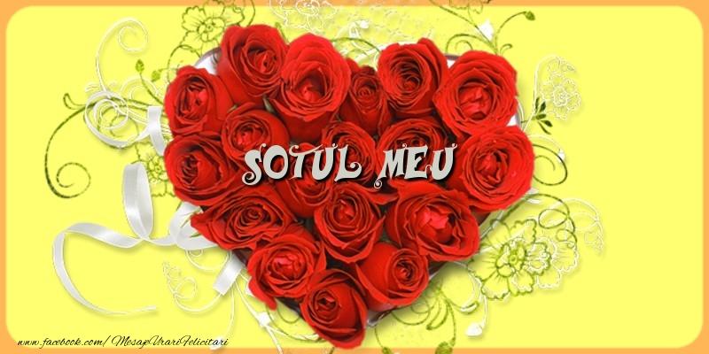Felicitari frumoase de dragoste pentru Sot | Sotul meu