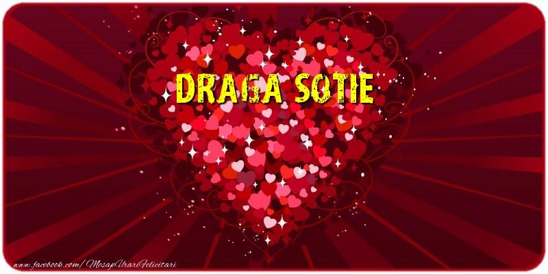 Felicitari frumoase de dragoste pentru Sotie | Draga sotie