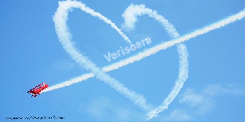 Felicitari frumoase de dragoste pentru Verisoara | Verisoara
