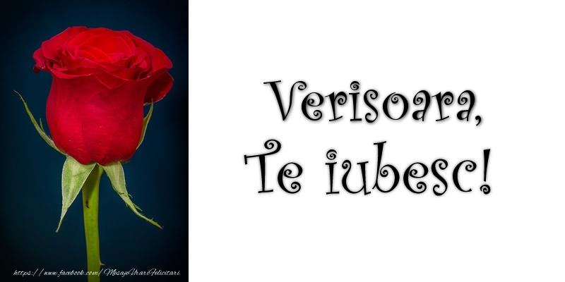 Felicitari frumoase de dragoste pentru Verisoara | Varamea Te iubesc!