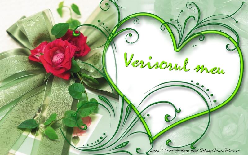 Felicitari frumoase de dragoste pentru Verisor | Verisorul meu