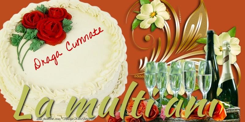 Felicitari frumoase de la multi ani pentru Cumnat | La multi ani, draga cumnate!