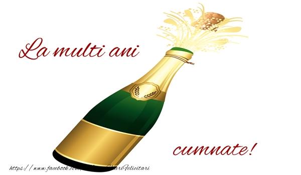 Felicitari frumoase de la multi ani pentru Cumnat | La multi ani cumnate!