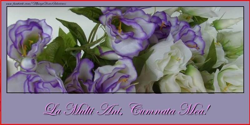 Felicitari frumoase de la multi ani pentru Cumnata | La multi ani, cumnata mea!