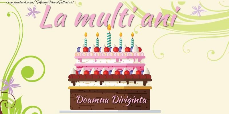 Felicitari frumoase de la multi ani pentru Diriginta | La multi ani, doamna diriginta!
