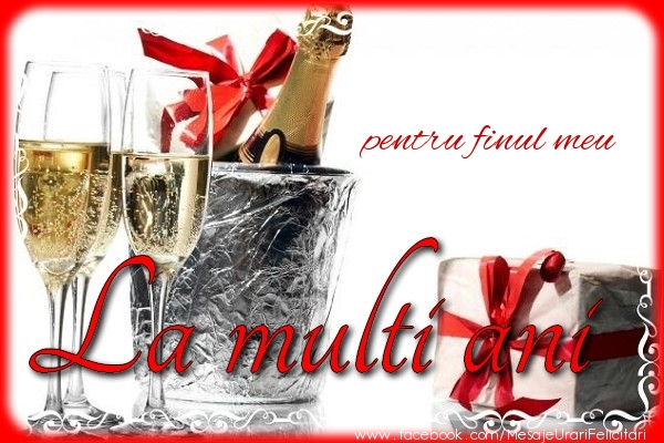 Felicitari frumoase de la multi ani pentru Fin | pentru finule La multi ani