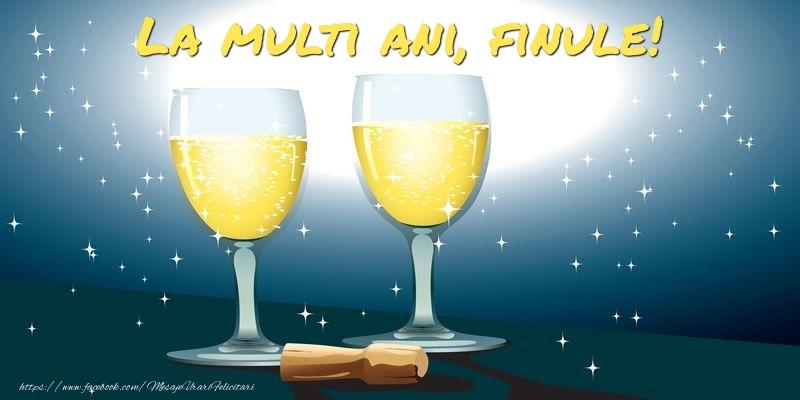Felicitari frumoase de la multi ani pentru Fin | La multi ani, finule!