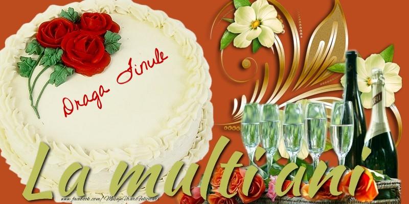 Felicitari frumoase de la multi ani pentru Fin | La multi ani, draga finule!