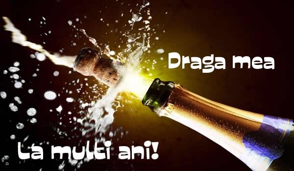 Felicitari frumoase de la multi ani pentru Iubita | Draga mea La multi ani!