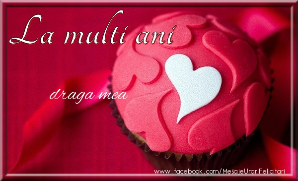 Felicitari frumoase de la multi ani pentru Iubita | La multi ani draga mea