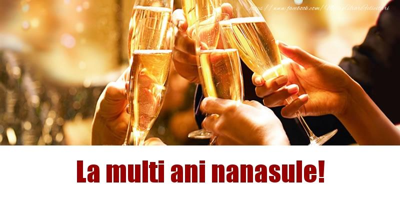 Felicitari frumoase de la multi ani pentru Nas | La multi ani nanasule!