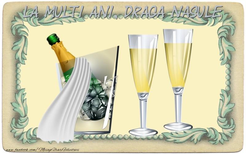 Felicitari frumoase de la multi ani pentru Nas | La multi ani, draga nasule!