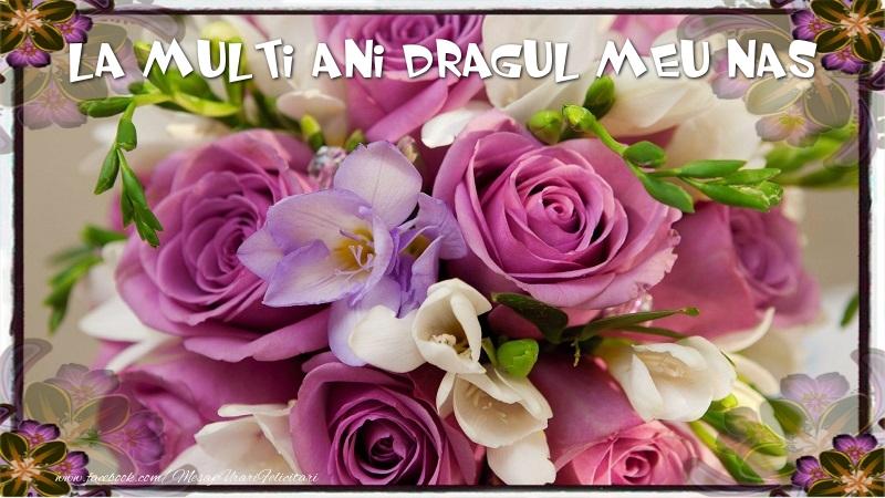 Felicitari frumoase de la multi ani pentru Nas | La multi ani nanasule