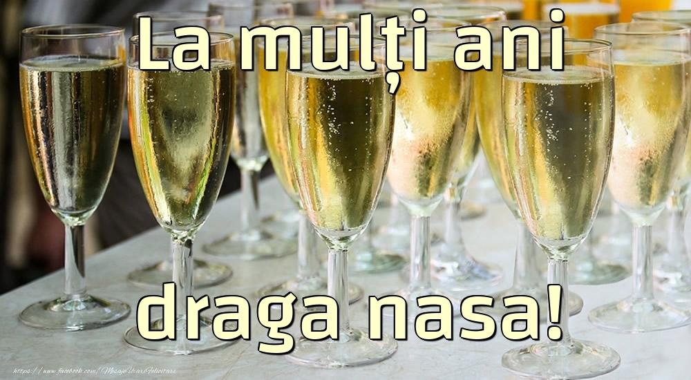 Felicitari frumoase de la multi ani pentru Nasa | La mulți ani draga nasa!
