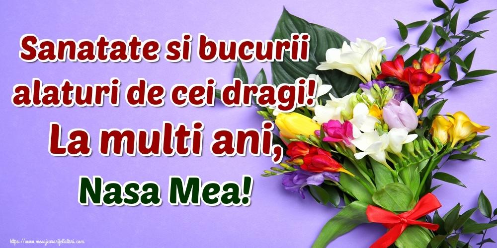 Felicitari frumoase de la multi ani pentru Nasa | Sanatate si bucurii alaturi de cei dragi! La multi ani, nasa mea!