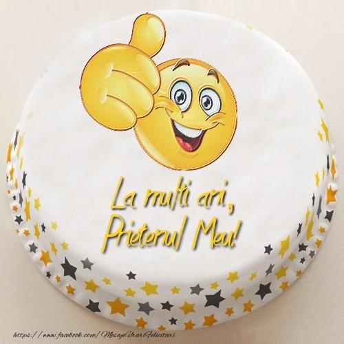 Felicitari frumoase de la multi ani pentru Prieten | La multi ani, prietenul meu!
