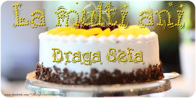 Felicitari frumoase de la multi ani pentru Sefa | La multi ani, draga sefa!