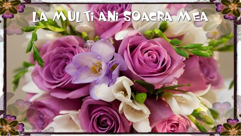 Felicitari frumoase de la multi ani pentru Soacra | La multi ani draga soacra