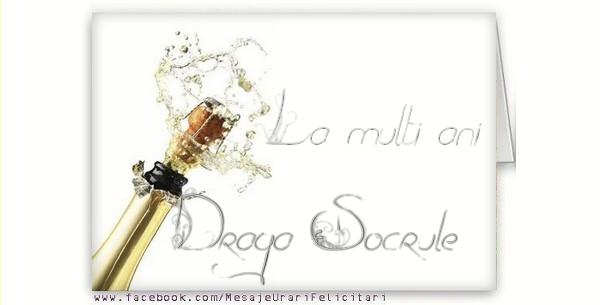Felicitari frumoase de la multi ani pentru Socru | La multi ani, draga socrule
