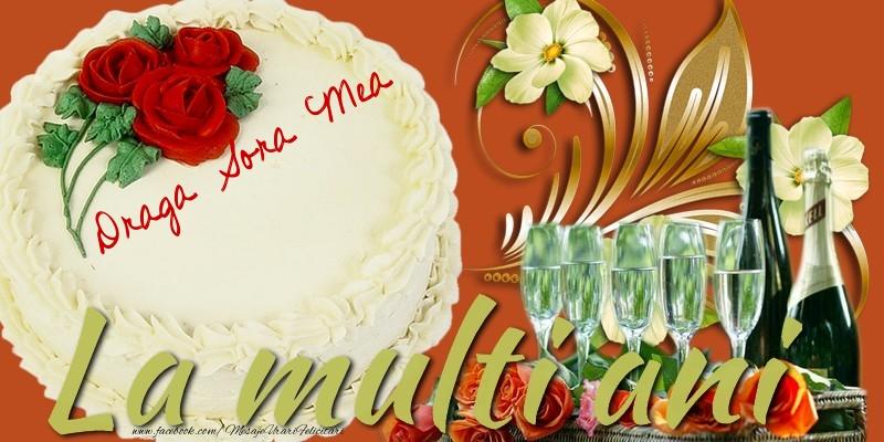 Felicitari frumoase de la multi ani pentru Sora | La multi ani, draga sora mea!