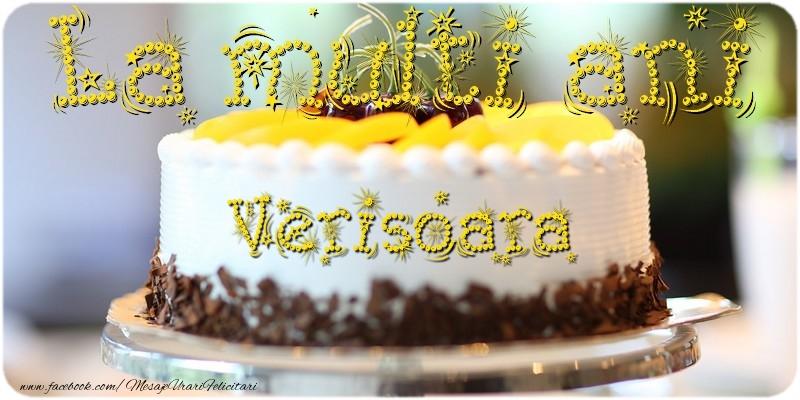 Felicitari frumoase de la multi ani pentru Verisoara | La multi ani, verisoara!
