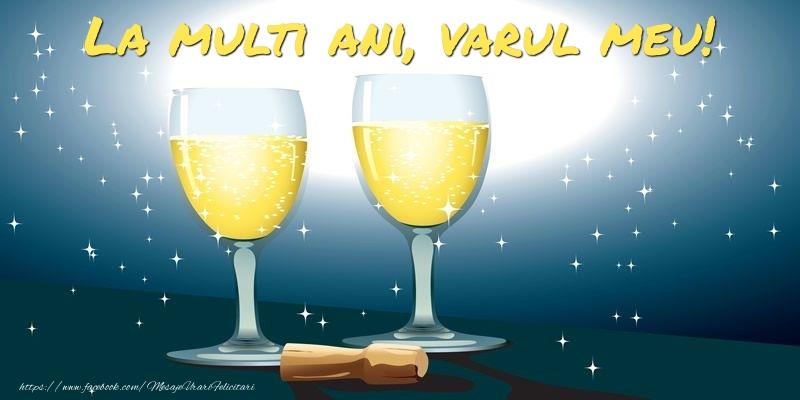 Felicitari frumoase de la multi ani pentru Verisor | La multi ani, varul meu!
