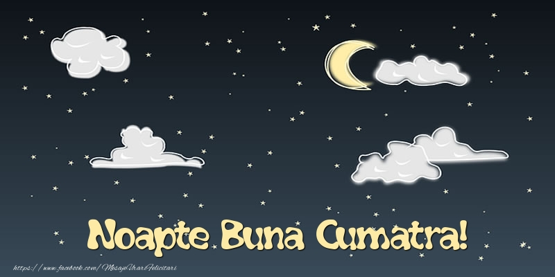 Felicitari frumoase de noapte buna pentru Cumatra | Noapte Buna cumatra!