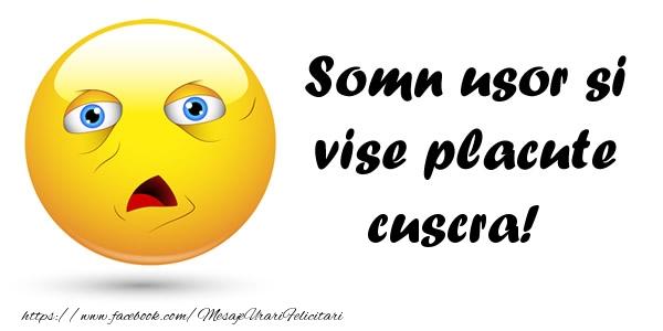 Felicitari frumoase de noapte buna pentru Cuscra | Somn usor si vise placute cuscra!