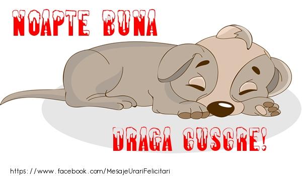 Felicitari frumoase de noapte buna pentru Cuscru | Noapte buna draga cuscre!