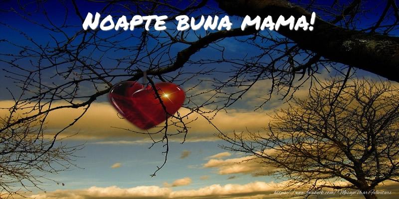 Felicitari frumoase de noapte buna pentru Mama | Noapte buna mama!
