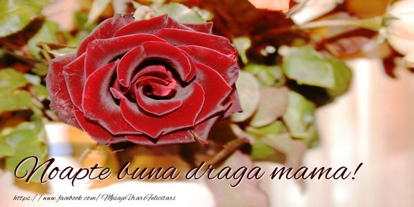 Felicitari frumoase de noapte buna pentru Mama | Noapte buna draga mama!