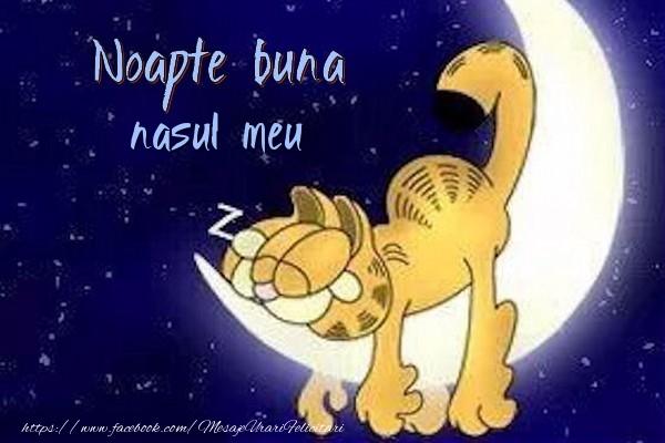 Felicitari frumoase de noapte buna pentru Nas | Noapte buna nasul meu