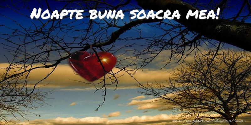 Felicitari frumoase de noapte buna pentru Soacra | Noapte buna soacra mea!