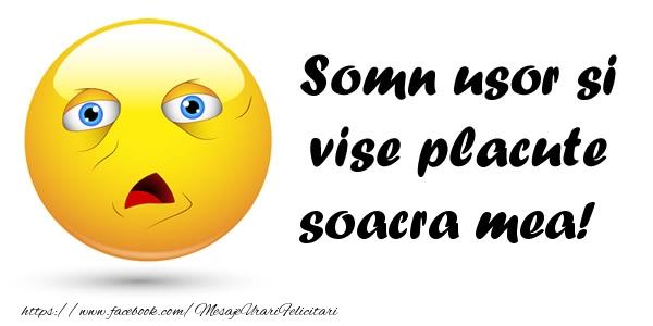 Felicitari frumoase de noapte buna pentru Soacra | Somn usor si vise placute soacra mea!