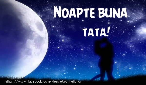 Felicitari frumoase de noapte buna pentru Tata | Noapte buna tata!
