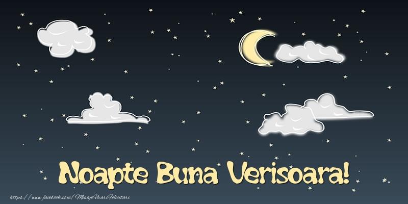 Felicitari frumoase de noapte buna pentru Verisoara | Noapte Buna verisoara!