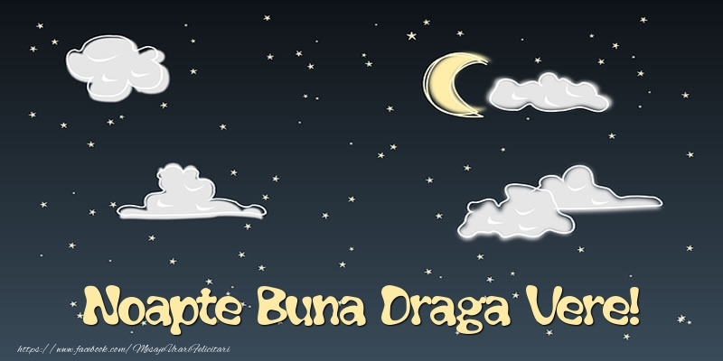 Felicitari frumoase de noapte buna pentru Verisor | Noapte Buna draga vere!