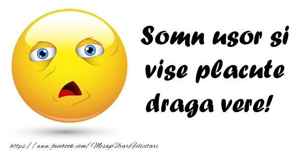 Felicitari frumoase de noapte buna pentru Verisor | Somn usor si vise placute draga vere!