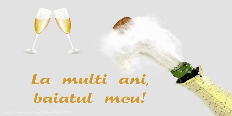 Felicitari frumoase de zi de nastere pentru Baiat   La multi ani, baiatul meu!